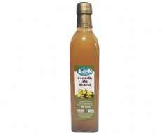 ORGANİK ALIÇ SİRKESİ 500 ML