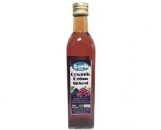 ORGANİK ÜZÜM SİRKESİ 500 ML